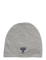HMLBOBO HAT - GREY MELANGE