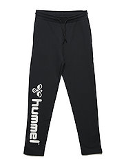 HMLBILLY PANTS - BLACK