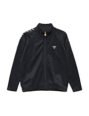 HMLALBERTA ZIP JACKET - DARK NAVY