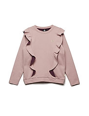 HMLBELLI SWEATSHIRT - MELLOW ROSE