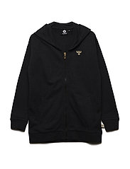 HMLROSANNA ZIP JACKET - BLACK