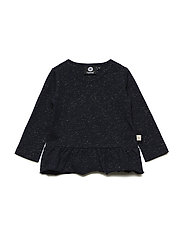 HMLNANNA T-SHIRT L/S - DARK NAVY