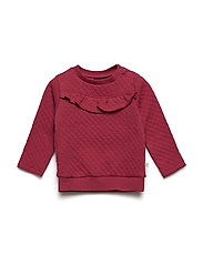 HMLCAMMA SWEATSHIRT - HOLLY BERRY