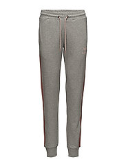 HMLBELL PANTS - GREY MELANGE