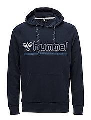 HMLCOMFORT HOODIE - DRESS BLUE
