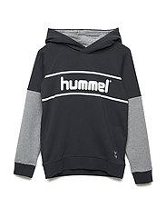 HMLMALI HOODIE - BLACK