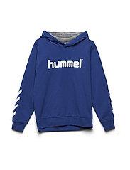 HMLKESS HOODIE - SODALITE BLUE