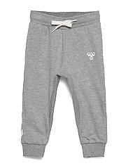 HMLAPPLE PANTS - GREY MELANGE