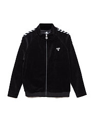 HMLLORI ZIP JACKET - BLACK