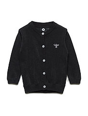 HMLISA CARDIGAN - BLACK