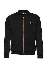 HMLMONICA ZIP JACKET - BLACK