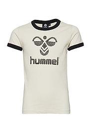 HMLKAMMA T-SHIRT S/S - BIRCH