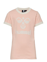 HMLKAMMA T-SHIRT S/S - ROSE CLOUD