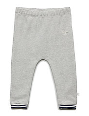 HMLGINGER PANTS - SILVER GREY