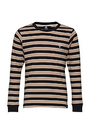 HMLSTYLES T-SHIRT L/S - NOMAD