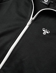Hummel - HMLKICK ZIP JACKET - sweatshirts - black - 4