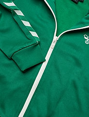 Hummel - HMLKICK ZIP JACKET - sweatshirts - ultramarine green - 4