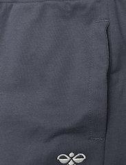 Hummel - HMLBASSIM SHORTS - shorts - ombre blue - 2