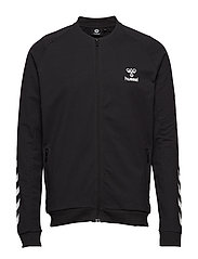 HMLRAY ZIP JACKET - BLACK