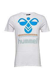HMLWINSTON T-SHIRT S/S - WHITE