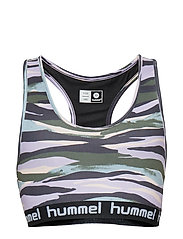 HMLMIMMI SPORTS TOP - LAVENDULA