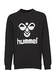HMLDOS SWEATSHIRT - BLACK