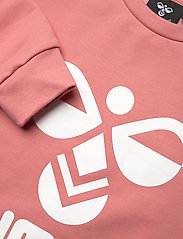 Hummel - HMLDOS SWEATSHIRT - sweatshirts - tea rose - 2