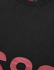 Hummel - hmlWILLY BUFFALO T-SHIRT S/S - t-shirts - black - 2