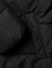 Hummel - hmlSILO COAT - gewatteerde jassen - black - 7