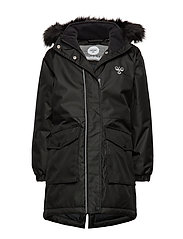 hmlLISE COAT - BLACK