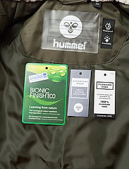 Hummel - hmlLISE COAT - insulated jackets - forest night - 8