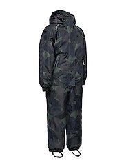 Hummel - hmlTRAVIS SNOWSUIT - snowsuit - olive night - 10