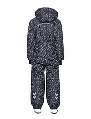 Hummel - hmlBLUSH SNOWSUIT - snowsuit - graphite/shadow grey - 11