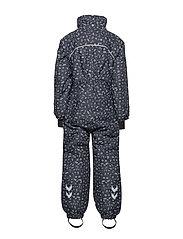 Hummel - hmlBLUSH SNOWSUIT - snowsuit - graphite/shadow grey - 12