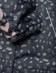 Hummel - hmlBLUSH SNOWSUIT - snowsuit - graphite/shadow grey - 5