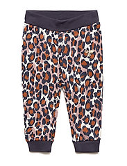 hmlCHEETAH PANTS - GRAPHITE