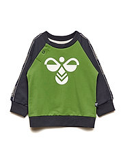 Hummel hmlLUIGI SWEATSHIRT - WILLOW BOUGH