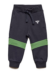 Hummel hmlJET PANTS - DARK NAVY