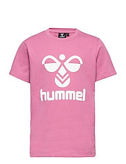 hmlTRES T-SHIRT S/S - HEATHER ROSE