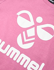 Hummel - hmlTRES T-SHIRT S/S - short-sleeved - heather rose - 2