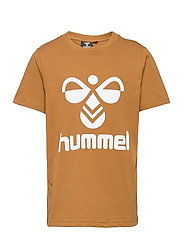 hmlTRES T-SHIRT S/S - RUBBER