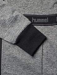 Hummel - hmlTHOR ZIP JACKET - sweats - medium melange - 3