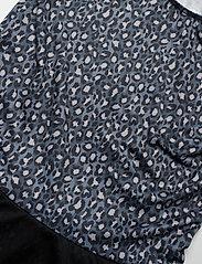 Hummel - hmlFREJA GYM SUIT - robes - black/grey - 2