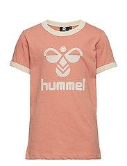 hmlKAMMA T-SHIRT S/S - ROSE DAWN