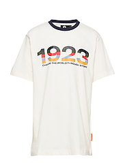 hmlNIKO T-SHIRT S/S - WHISPER WHITE