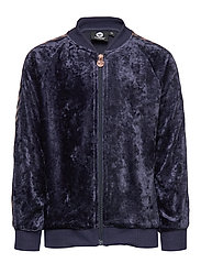 hmlLYRA ZIP JACKET - NIGHT SKY