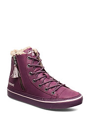 STRADA WINTER JR - PRUNE PURPLE