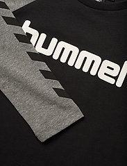 Hummel - hmlBOYS T-SHIRT L/S - long-sleeved t-shirts - black - 2