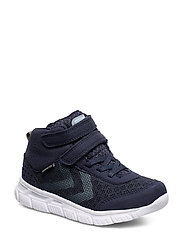 CROSSLITE MID TEX JR - BLACK IRIS