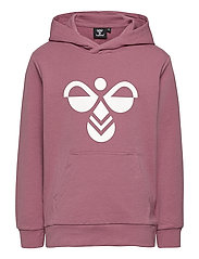 hmlCUATRO HOODIE - HEATHER ROSE